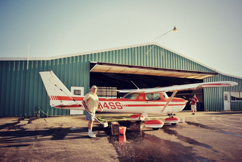 The Cessna 150