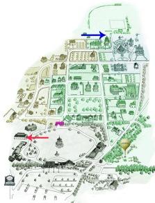 GCV map