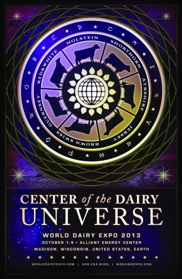 World Dairy Expo Logo