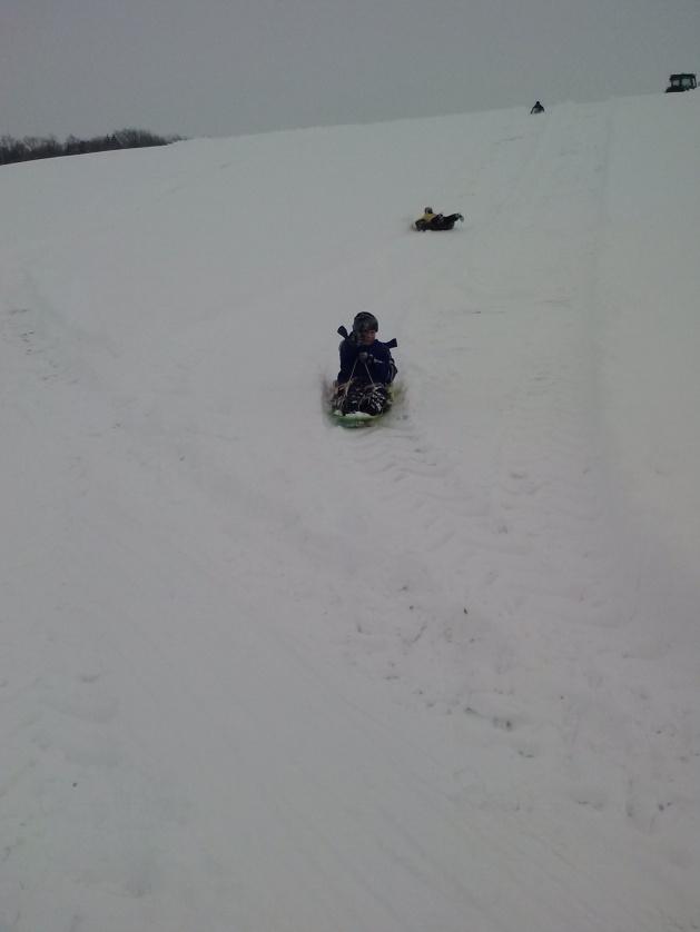 sledding 2013-14