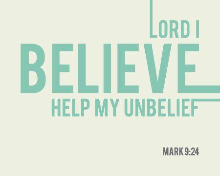 mark 9-24