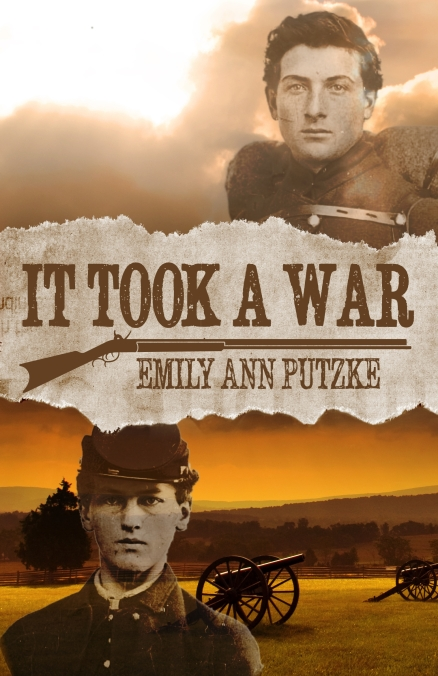 It Took a War Cover