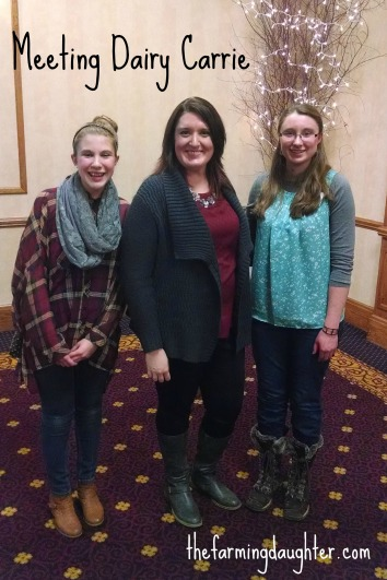 Meeting Dairy Carrie - The Farming Daughterhttps://thefarmingdaughter.com/2015/02/14/i-met-dairy-carrie