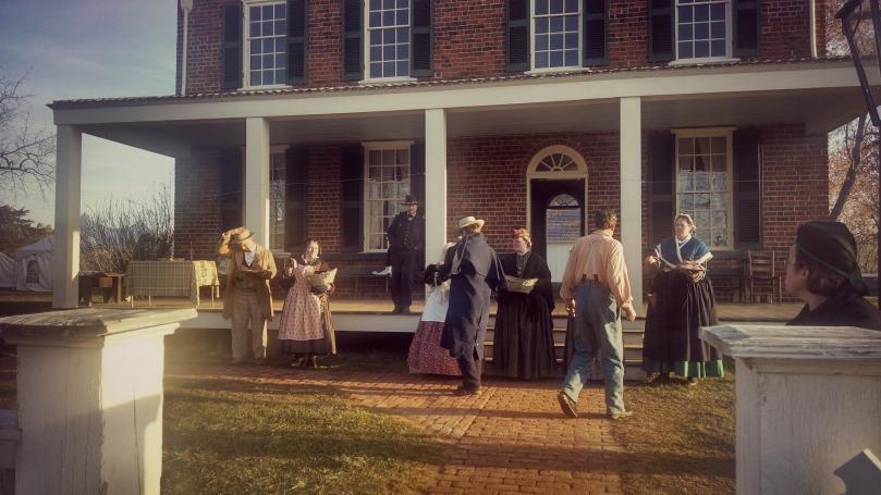 150th Appomattox: Breakfast Rations for the Confederates (https://thefarmingdaughter.com/2015/05/18/150th-appomattox/)