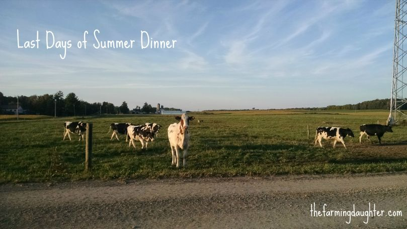 The Farming Daughter: Last Days of Summer Dinner (https://thefarmingdaughter.com/2015/09/15/last-days-of-summer-dinner/) 5