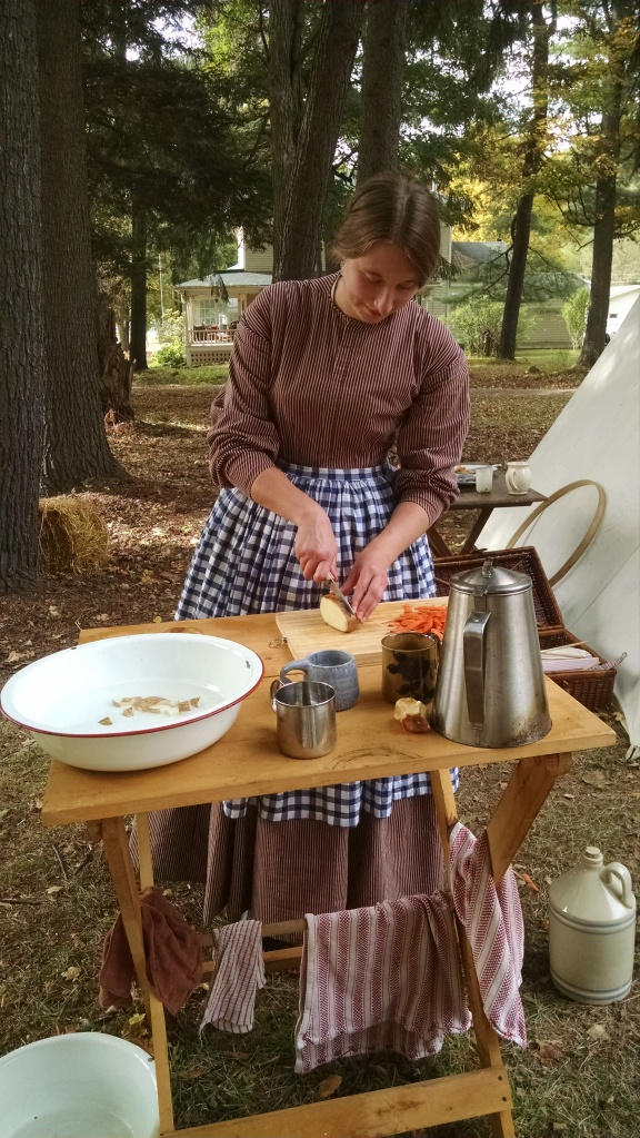 The Farming Daughter: Angelica Civil War Reenactment New Blog Post (https://thefarmingdaughter.com/2015/09/28/angelica-civil-war-reenactment/) 11