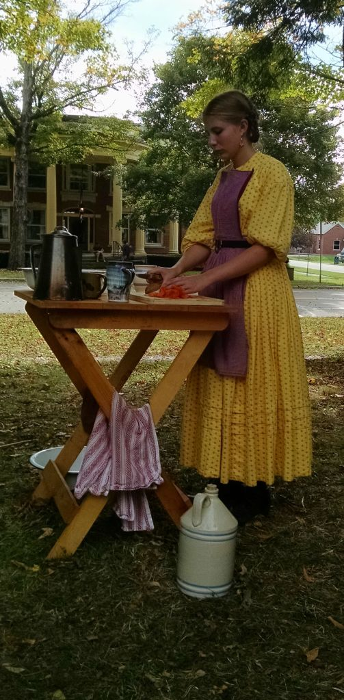 The Farming Daughter: Angelica Civil War Reenactment New Blog Post (https://thefarmingdaughter.com/2015/09/28/angelica-civil-war-reenactment/) 8