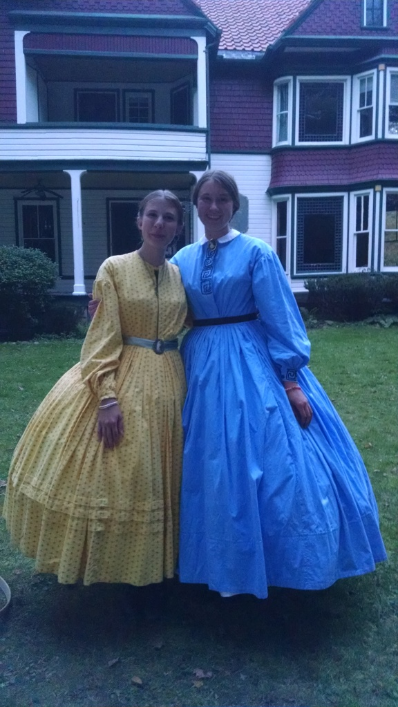 The Farming Daughter: Angelica Civil War Reenactment New Blog Post (https://thefarmingdaughter.com/2015/09/28/angelica-civil-war-reenactment/) 15