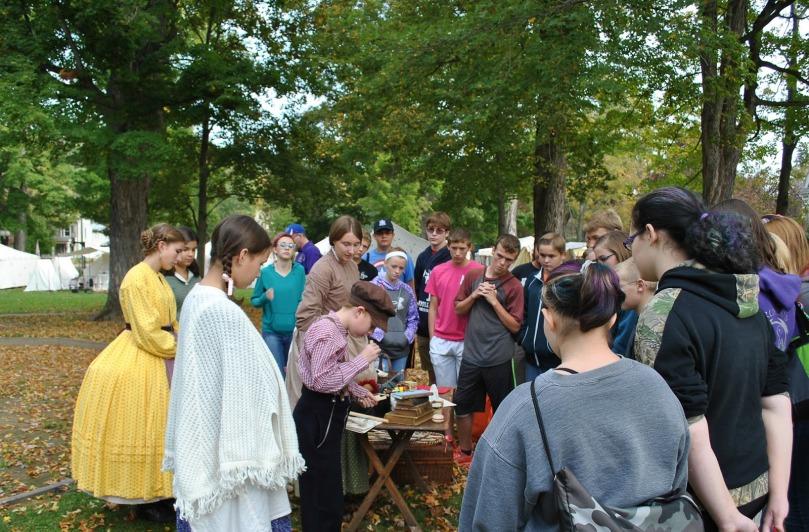 The Farming Daughter: Angelica Civil War Reenactment New Blog Post (https://thefarmingdaughter.com/2015/09/28/angelica-civil-war-reenactment/) 3