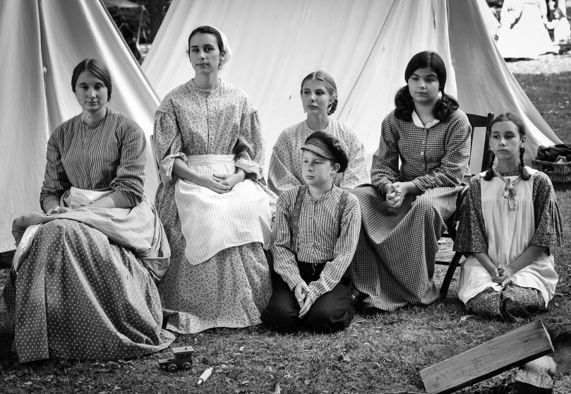 The Farming Daughter: Angelica Civil War Reenactment New Blog Post (https://thefarmingdaughter.com/2015/09/28/angelica-civil-war-reenactment/) 2