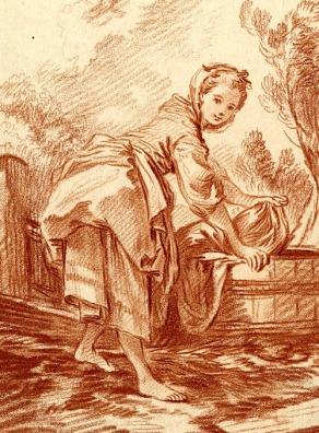 washerwoman 1756-1776 b